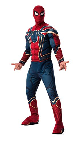 Marvel Avengers Infinity War Deluxe Iron Spider-Man Adult Costume - ()