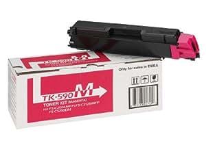 Kyocera TK 590M - Toner kit - 1 x magenta - 5000 pages