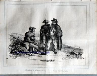 CHARIVARI (LE) [No 352] du 18/11/1833 - L'ANGLETERRE N'A PAS LE MONOPOLE DE LA BOXE EN MATIERE ELECTORALE - NUL NE POURRA DANSER - HORS EUX ET LEURS AMIS - A JERUSALEM - MARCHANDS DE BESTIAUX ECOSSAIS par Collectif