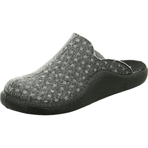 Romika 61121-54 Mokasso 121 Pantofole Donna Grigio