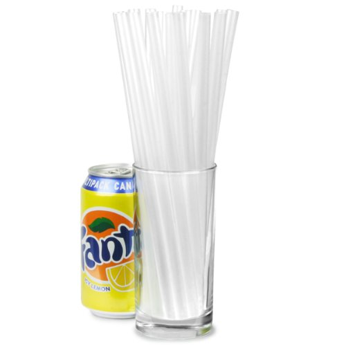 drinkstuff-super-jumbo-straws-clear-9-inch-pack-of-200