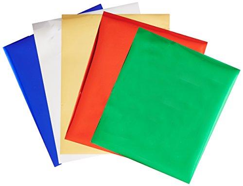 Ranger Inkssentials Feuille Feuilles 4.69-inch x 3.56-inch 10/pkg-Basics 4.69-inch x 3.56-inch, d'autres, Multicolore