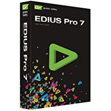 Grass Valley EDIUS Pro v7 Crossgrade int. Win (607031)
