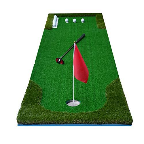 Golf Mini Tapis de Golf Artificiel Vert d'entraînement...