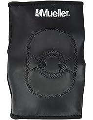 Mueller - Codera acolchada de neopreno (talla S/M), color negro