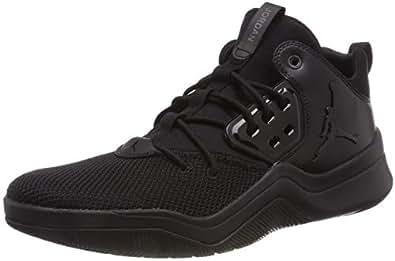 Nike Herren Jordan DNA Basketballschuhe Schwarz Black 002, 40.5 EU