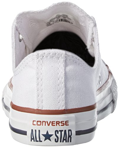 Converse Ctas Core Ox, Scarpe Sportive Unisex Bambini Optical White