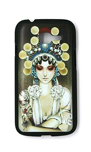 Generische Zähigkeit des PC Schutzhülle hülle für Samsung Galaxy Trend Lite GT-S7390 / Galaxy Fresh hülle Case Cover