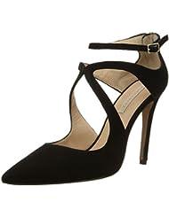 Pura Lopez Ag101 - Zapatos de Cordones mujer