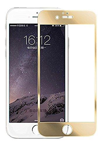 Modello ultra oro colorato temperato vetro Screen Protector per Apple