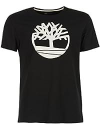 Timberland Ss Brand Tree Lin Re Black Linear XXL znBoMfE5D
