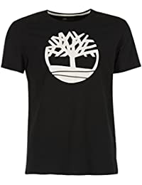 Timberland Ss Brand Tree Lin Re Black Linear XXL