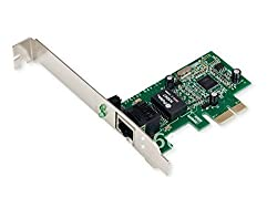 PCI EXPRESS 3.0 LAN CARD