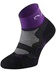 Lurbel - Socks Distance, color royal, talla M