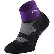 Lurbel - Socks Distance, color royal, talla M