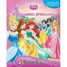 Disney Princesses Comptines et Figurines