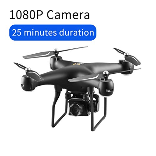 HuaMore-Drone,5MP 1080P,2.4GHz, 6 Ejes,Gran Angular