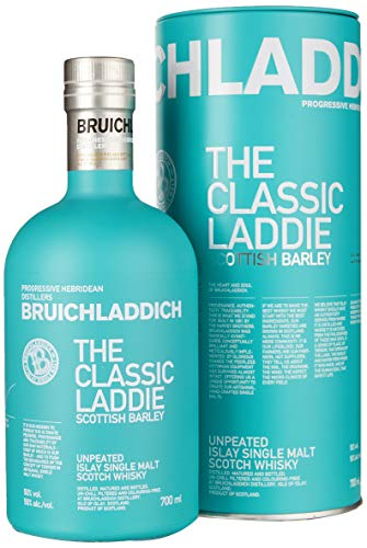 Bruichladdich The Classic Laddie Scottish Barley Whisky (1 x 0.7 l) -