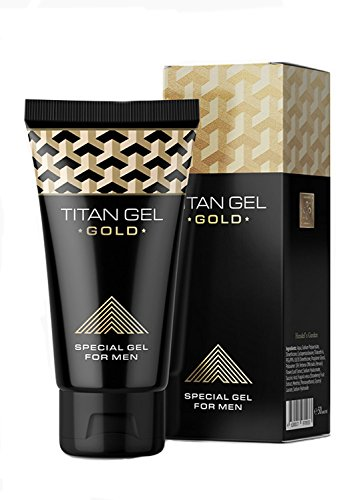 Titan Gel 50ml gold 1x 50ml