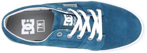 DC Shoes Bristol LE Womens Shoe D0303214, Baskets mode femme Turquoise/Lt Grey