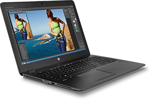 HP ZBook 15u G3  15 6 inch  Mobile Workstation Core i7  6500U  2 5GHz 16GB 256GB SSD WLAN BT Webcam Windows 10 Pro 64-bit  HD Graphics 520