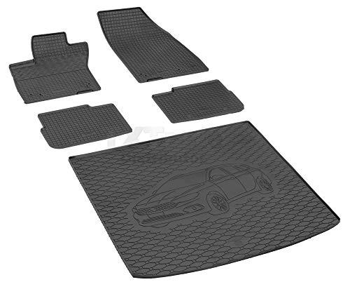 ve Kofferraumwanne für Hyundai i20 Trend 2 GB Schrägheck Hatchback 5-türer 2014