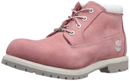 Timberland C23399, Damen Stiefel & Stiefeletten, Pink - Rosa - Größe: 41 EU (Boot-rosa Timberland)