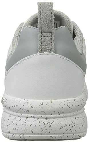 Supra Herren Scissor Low-Top Weiß (White-White Speckle)