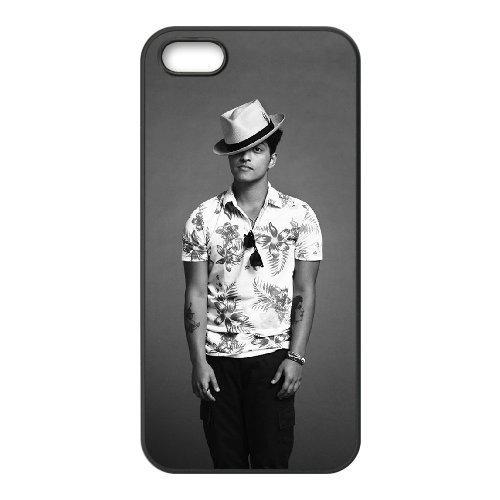 c-eur DIY Bruno Mars Coque arrière rigide pour iPhone 55G 5S, Coques iphone Veronica Mars