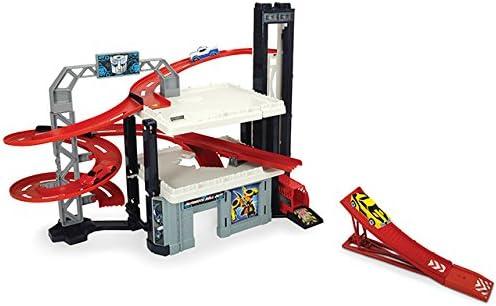 Dickie Toys 203119004 - Garage Set - Transformers Roll Out Center | Des Produits De Qualité,2019 New