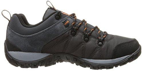 Columbia Peakfreak Venture Lt, Chaussures Multisport Outdoor Homme Gris (Shark/valencia 011)