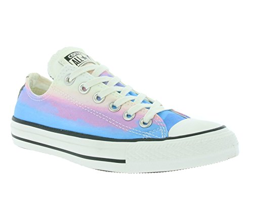 Converse All Star Ox Femme Baskets Mode Multicolore Mehrfarbig