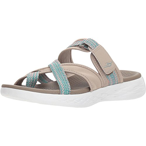 Skechers on The Go 600 Glow Womens Sandals