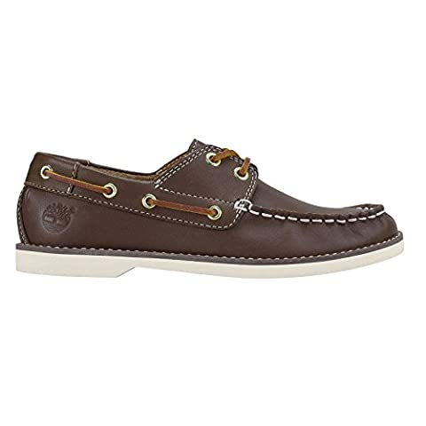 Timberland Seabury Classic Youth Brown Leather Youth UK