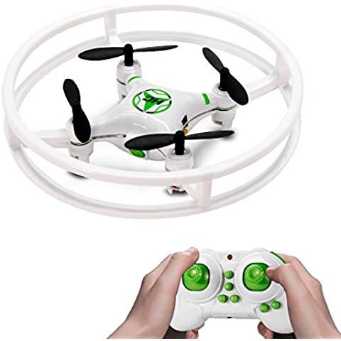WildGrow Space Trek Mini Quadricottero Droni Mini UFO Telecomandato Quadcopter
