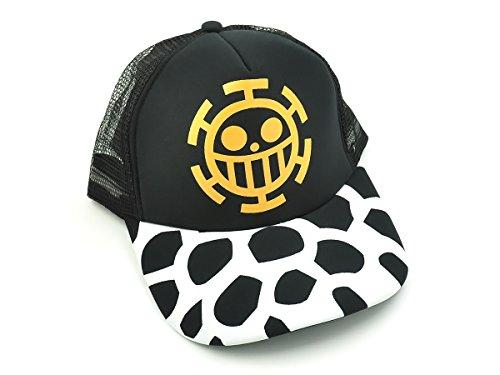 CoolChange One Piece Basecap Trafalgar (Doflamingo Cosplay Kostüm)