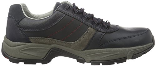Camel Active Evolution 20, Oxfords Homme Bleu (Midnight/Grey 02)