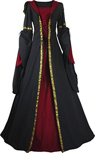 Dornbluth Damen Mittelalter Kleid Magdalena (48/50)