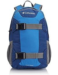 Columbia Half Track - Mochila de senderismo, color azul, talla Talla única