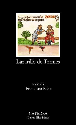 Lazarillo de Tormes (Letras Hispánicas)