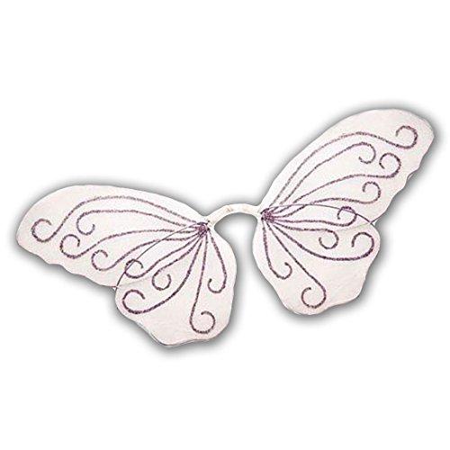 Weisse Feen Flügel Schmetterlingsflügel Elfenflügel Feenflügel Feen Elfen Schmetterling (Weiße Feenflügel)