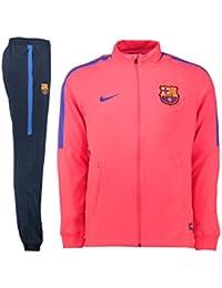 Nike FCB Y NK Dry TRK Suit SQD W - Chándal de Training Junior FC Barcelona b67a1c23033