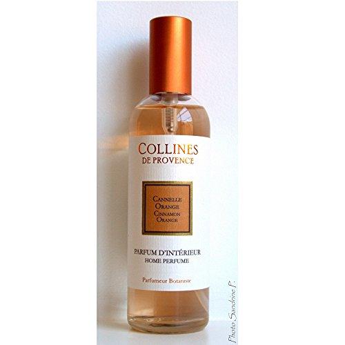Orange Spray Duft (SPRAY Duft Innen 100ml Orange Zimt-Collines de Provence)