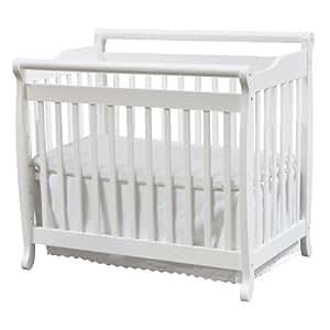 DaVinci Emily Mini Crib - White