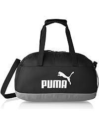 Puma 46 cms Black Travel Duffle (7494201)