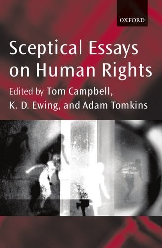 Sceptical Essays on Human Rights by Tom Campbell (2002-04-18)