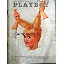 PLAYBOY EDITION US du 01/10/1965 - P. CHASE - THE GREAT COMIC-BOOK HEROES - JULES FEIFFER - HRBERT GOLD - THE FIREPLACE - P. DI DONATO - RALPH GINZBURG - AN WAKEFIELD - THE NAIL AND THE ORACLE - TH. SUTRGEON - THE OFFICIAL SEX MANUAL - G. SUSSMAN - THE ORPHEUM GRAVY BOAT RIOT - JEAN SHEPHERD - R.L. GREEN - LOXFINGER - SOL WEINSTEIN - THOIMAS MARIO - SYMBOLIC SEX - DON ADDIS - THE PLAYBOY ART GALLERY - JIM BEAMAN - LITTLE ANNIE FANNY - HARVEY KURTZMAN AND WILL ELDER