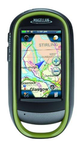 Magellan Outdoor Navigations Gerät Explorist 610 (Magellan Gps-sport)