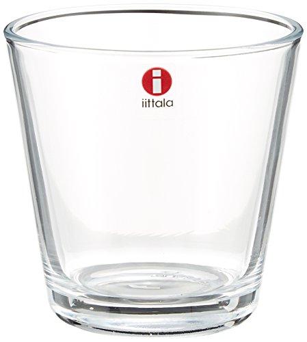 Iittala 950155 KARTIO Trinkglas, 2-er Set, 21 cl, klar Klar-glas