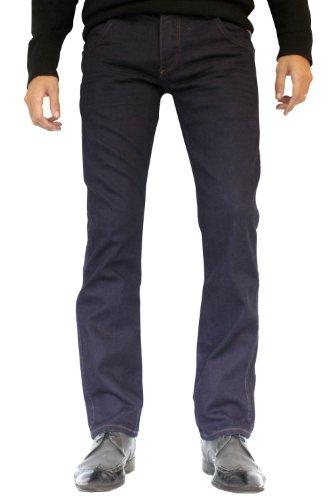 Wrangler - Spencer Flipper - Jeans - Homme Bleu
